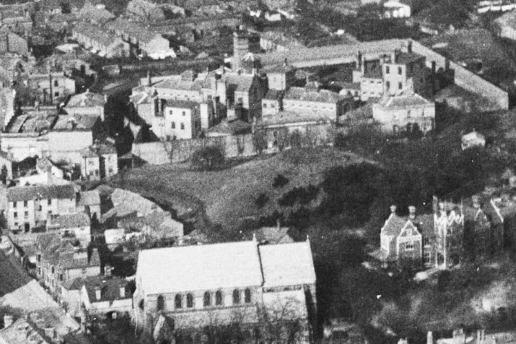 Castle Hill Prison 1920 EPW000056